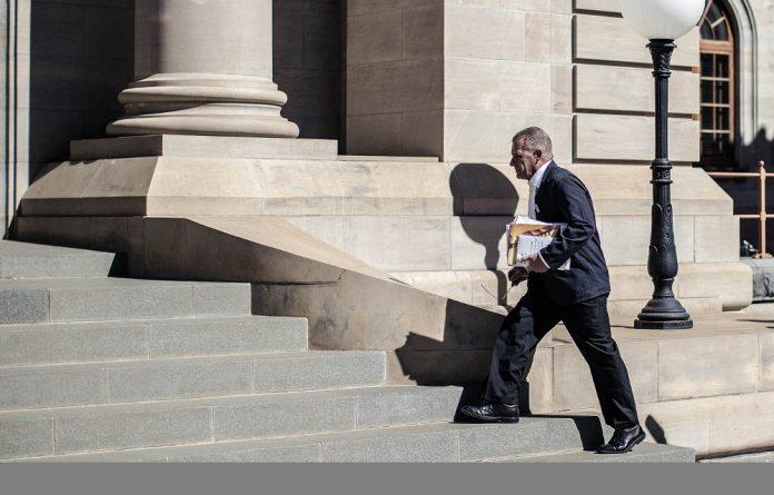AfriForum's private prosecution head Gerrie Nel