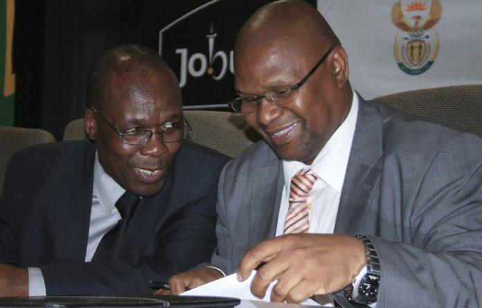 Humphrey Mmemezi has resigned as Gauteng's local housing minister.