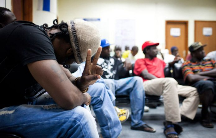 Israel has begun rounding up African migrants in the first stage of an