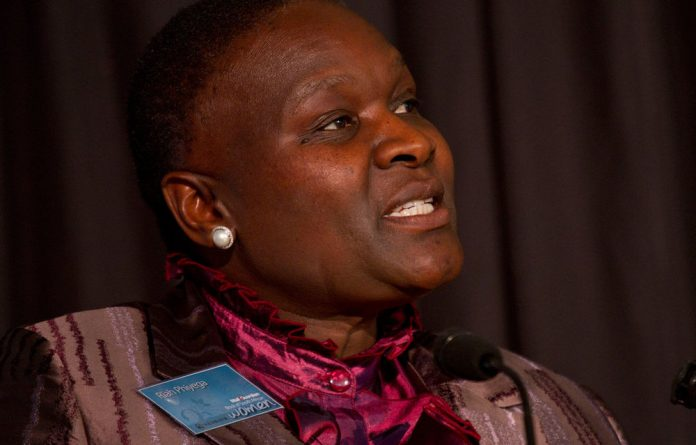 General Riah Phiyega has tasked police management to investigate the auditor general's report.