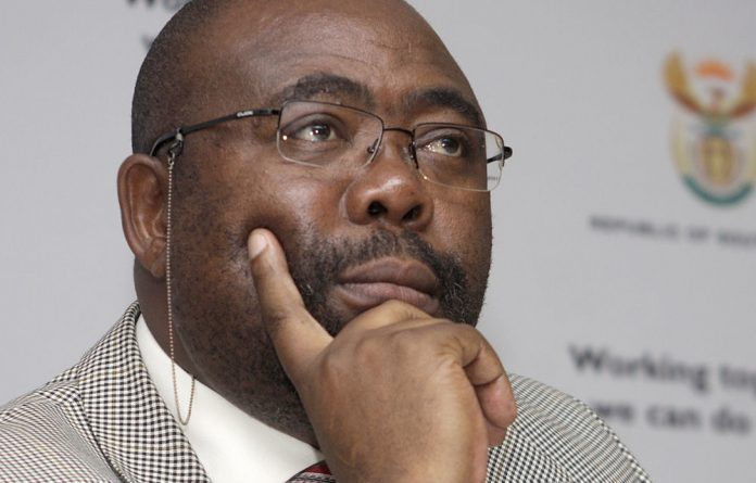 Thulas Nxesi ignored 30-day deadline to respond to Promotion of Access to Information Act appeal for Nkandla info.
