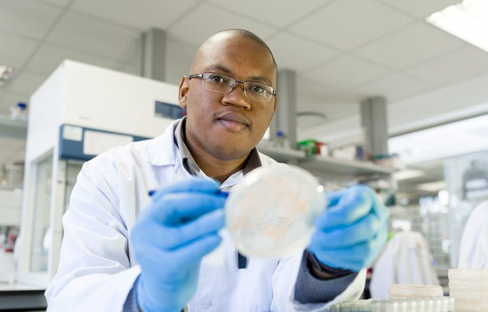 Dr Thulani Makhalanyane found his focus in studying water