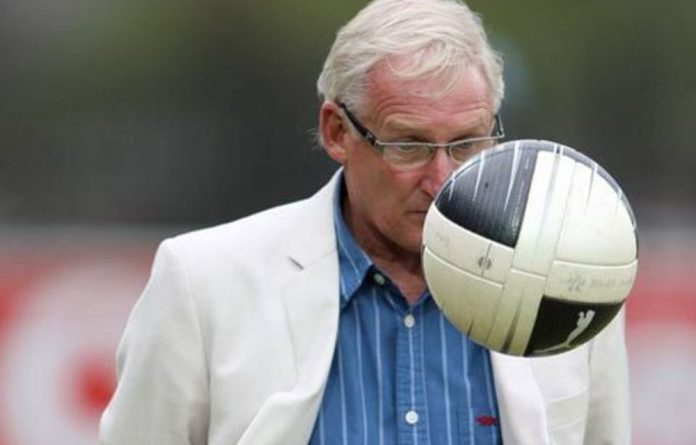 """Gordon Igesund's three principles of football are the three points awarded for a win. His philosophy is """"whatever works""""."""