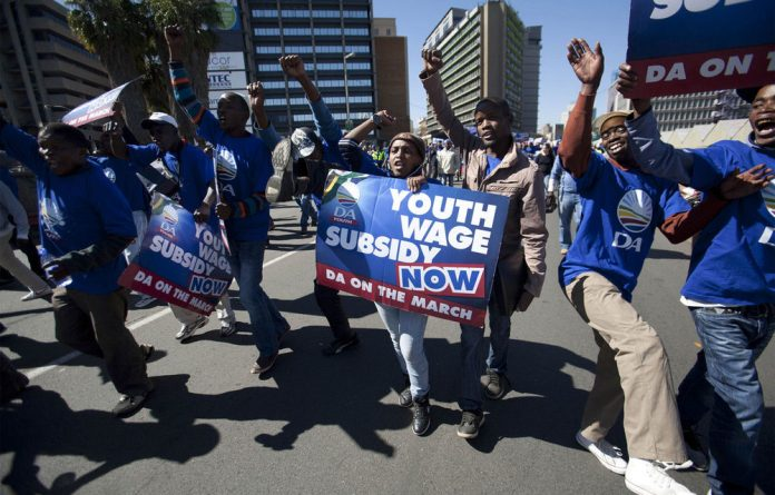 Taking the fight to Cosatu shifts the political battle to territory where the Democratic Alliance will find itself at odds with its new supporters.