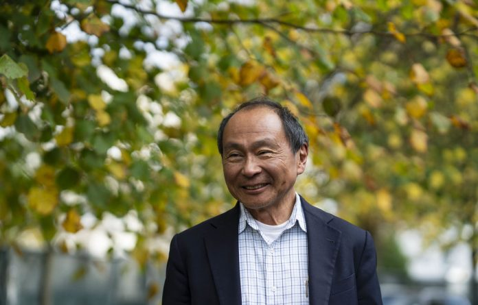 Push and pull: Francis Fukuyama analyses the factors that influence ideological progress. Photo: David Levenson/Getty Images