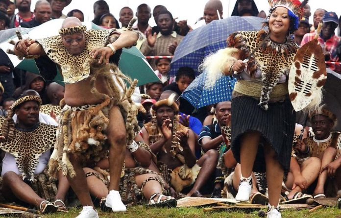 South African President Jacob Zuma