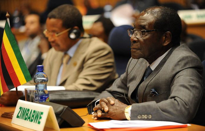 A copy of the draft Constitution leaked to the media on Tuesday night appears to strengthen the position of President Robert Mugabe's Zanu-PF.