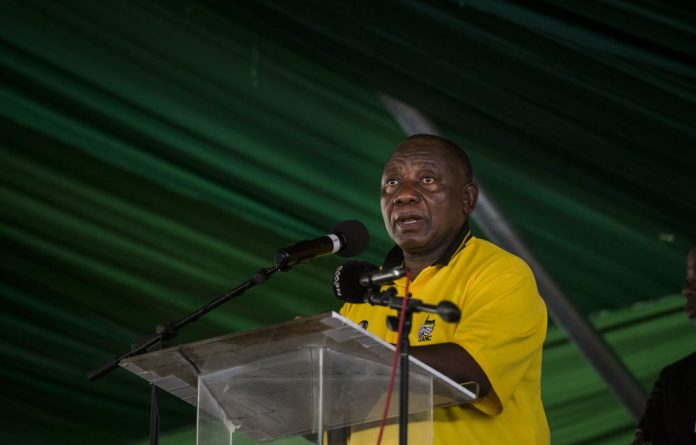 Many South Africans are pinning their hopes of economic recovery on a strong Ramaphosa-aligned ANC victory