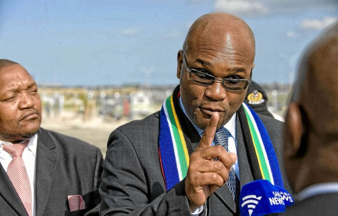 Minister Nathi Mthethwa is taking his fight against a probe into the police to court.