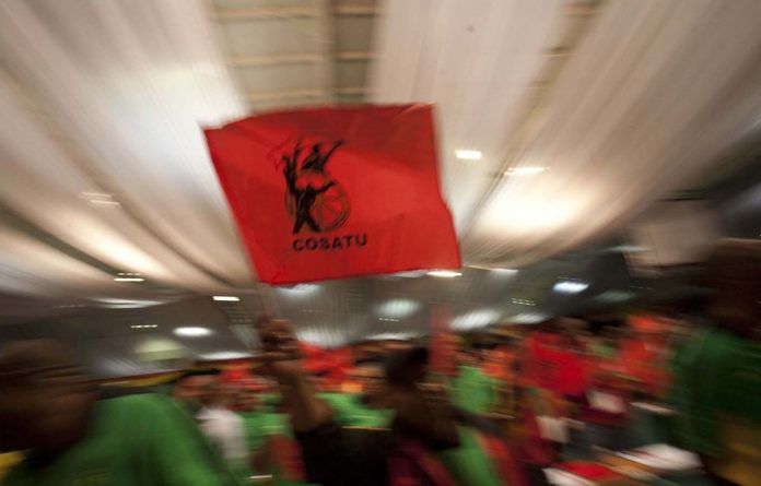 Unions affiliated to Cosatu are not ready to wave the white flag just yet despite the increase in splinter organisations.