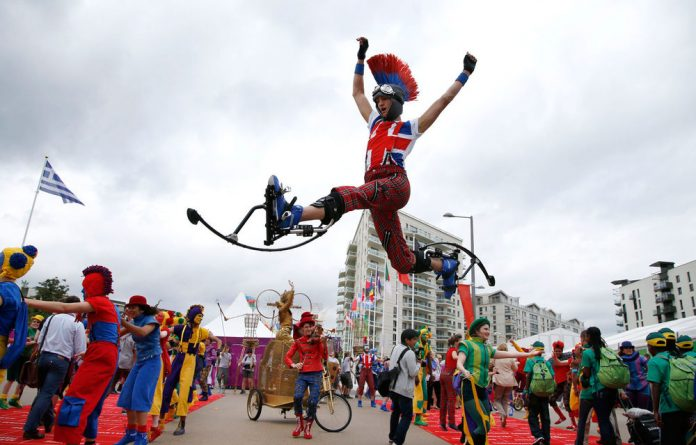 More than 16 000 athletes are warming up for their big day at venues across Britain