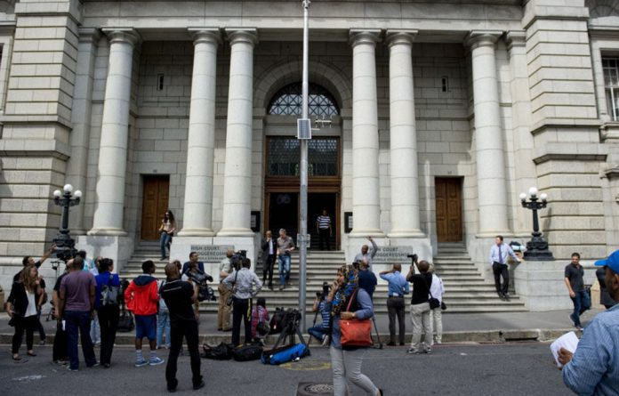 The high court in Cape Town