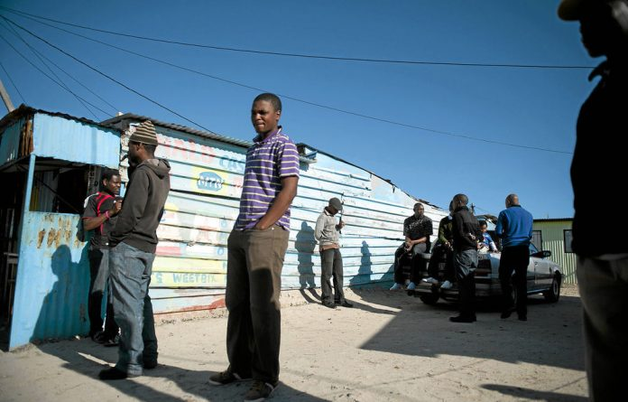 South Africa's population is one of the youngest in the world with an average of 24.9 years
