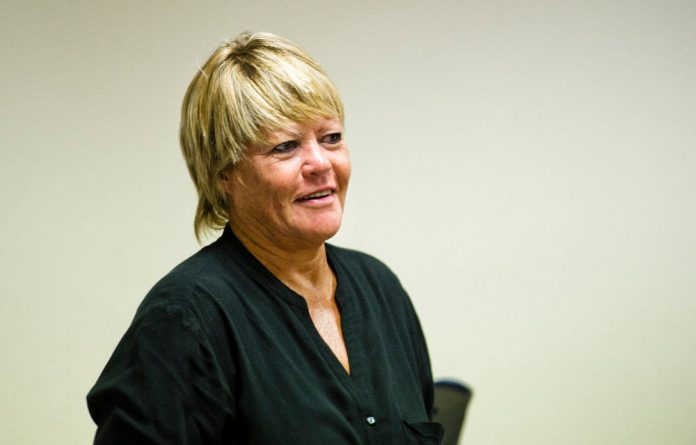 Breytenbach said on CapeTalk that it was a difficult decision to give up her 'dream job'