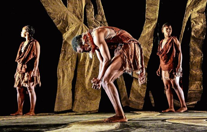 Siva is choreographed by this year's Standard Bank Young Artist winner for dance