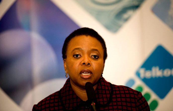 Telkom CEO Nombulelo Moholi.