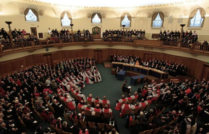 The Church of England's legislative body