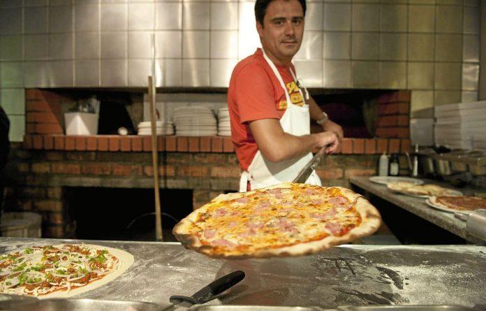 Talking Italian: Mitico Pizzeria e