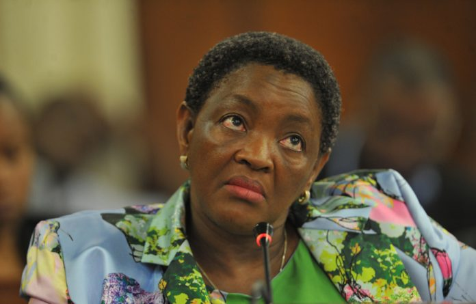 Dlamini could face a motion of no confidence in Parliament if the meeting does not bare fruit in the Parliamentary committee's eyes.