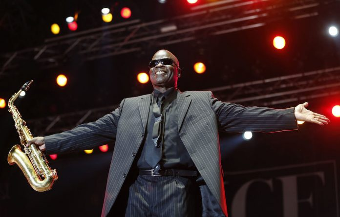 All around the world: Maceo Parker at the jazz festival in Nice