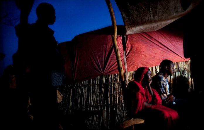 Refugees from South Kordofan