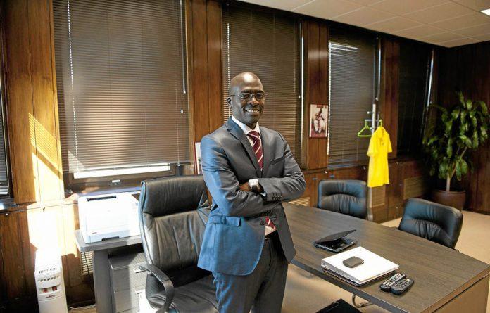 Minister of Public Enterprises Malusi Gigaba.
