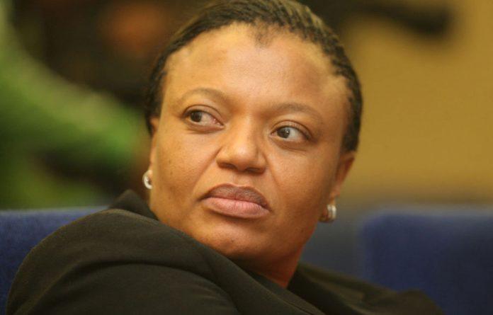 SAA chief executive Siza Mzimela.