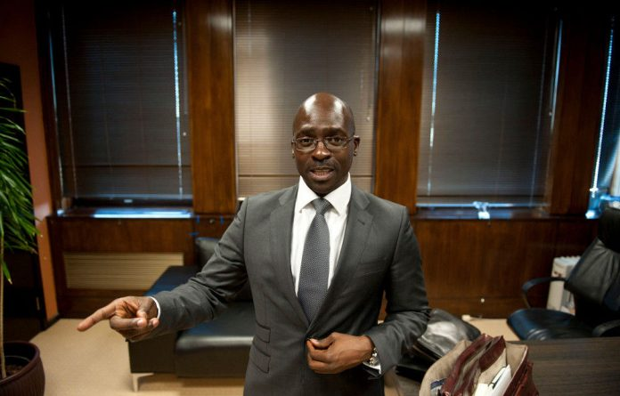 Minister Malusi Gigaba says he has no knowledge of the account opened in his name