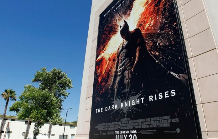 The film finished its debut weekend with the third-largest earnings ever.