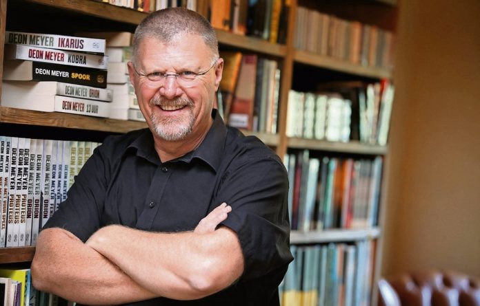 Forensic fiction: Leading crime writer Deon Meyer examines the seamier side of life in SA after apartheid.