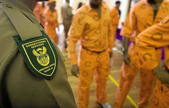 'If inmates pose a security risk