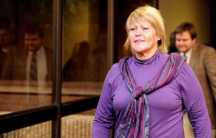 Glynnis Breytenbach faces charges for abusing her powers in the ongoing criminal investigation by the Hawks into alleged fraud and corruption in a high-profile mining rights dispute.
