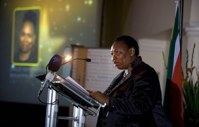 Yet another hole was punched clean through whatever remains of its and Minister Angie Motshekga's credibility.