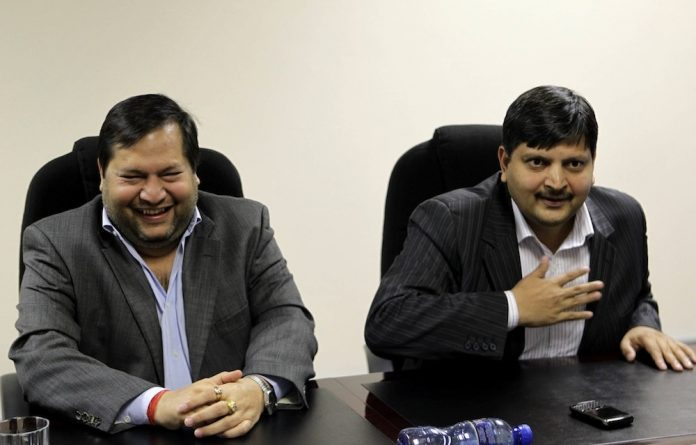 The banks did not disclose their reasons for cutting ties with the Guptas in 2016