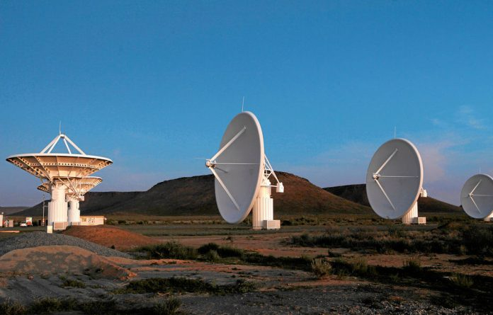 South Africa was overjoyed to have won 70% of the SKA radio telescope hosting rights