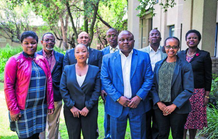 Icasa councillors