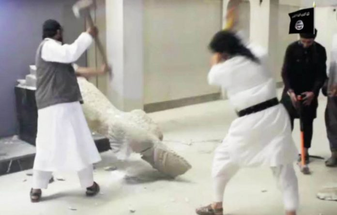 The Islamic State has destroyed - or sold off - priceless artefacts in the Mosul Museum.