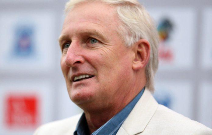 Bafana Bafana coach Gordon Igesund