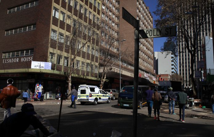 SAPS sources told the Mail & Guardian that the cameras had not worked for a year.