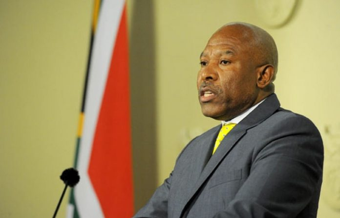 South African Reserve Bank Governor