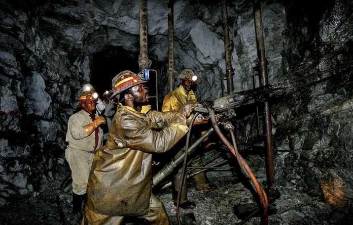 Sibanye said resuming production at Masakhane mine in April next year should result in increased annual production from the local gold operations in 2019.