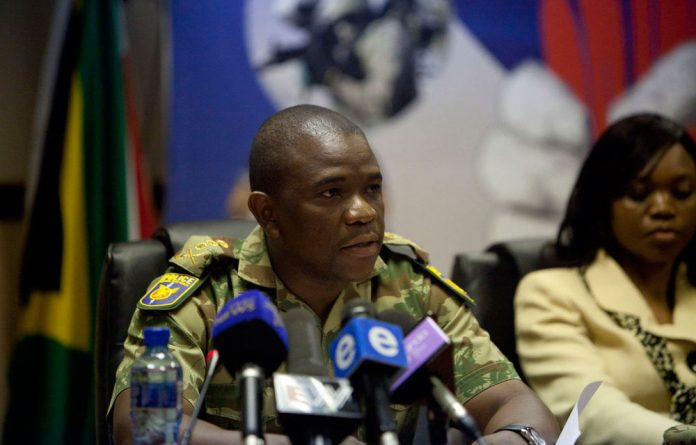 Acting top cop Major General Nhlanhla Mkhwanazi looks set to lose his job this week as President Jacob Zuma replaces the under fire Bheki Cele.