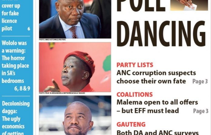 All the articles in this week's Mail & Guardian are free to read.