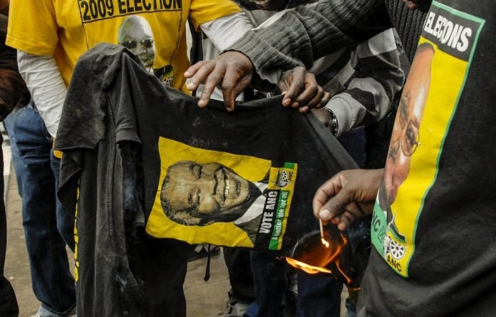 'Clever blacks': People backed Jacob Zuma even in the face of rape and corruption charges.