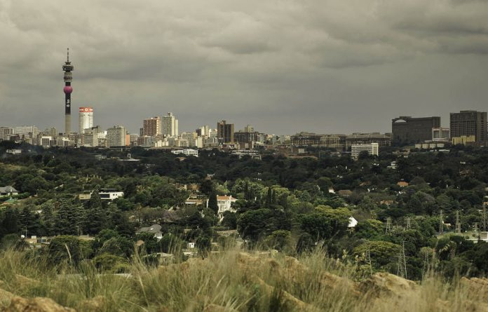 The earthquake caused buildings in cities as far away as Jo'burg to shake for about a minute.