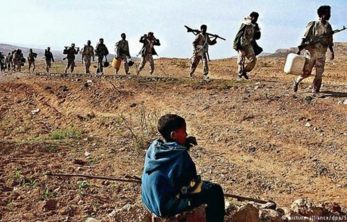 In June Ethiopia claims to have killed more than 110 rebels allegedly sent by Eritrea to destabilise the country