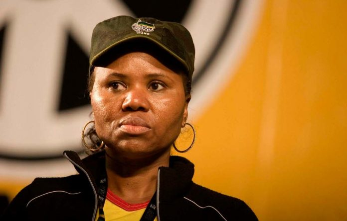Small Business Development Minister Lindiwe Zulu says there should be discussion with the media regarding adverts for illegal and immoral businesses