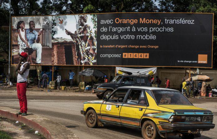 Interoperable digital payment services such as Orange Money