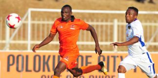 Rodney Ramagalela has been watching from the sidelines while Polokwane City notches up draws and defeats.