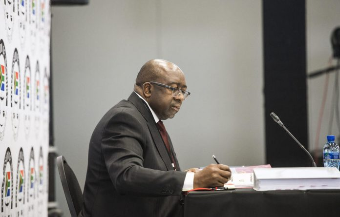 Nene resigned following his testimony before the commission of inquiry into state capture chaired by Deputy Judge Raymond Zondo.